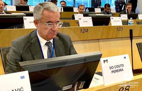 Póvoa de Varzim no Comité das Regiões da União Europeia