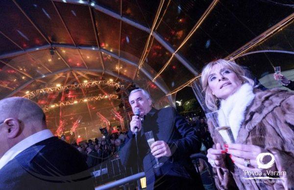 Póvoa de Varzim recebeu 2017 em festa