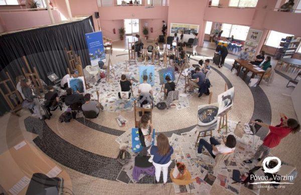 Praça dos Pintores celebra 20 anos