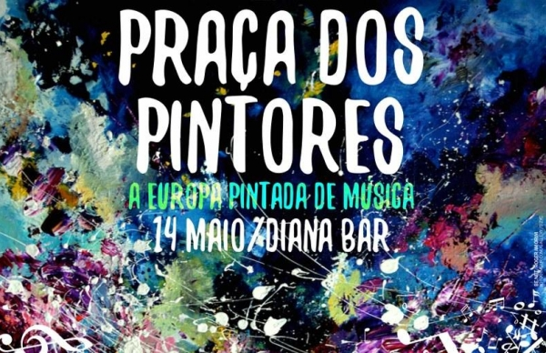 Praça dos Pintores: inscrições abertas