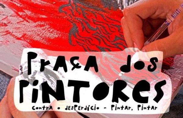 Praça dos Pintores: inscrições até dia 30