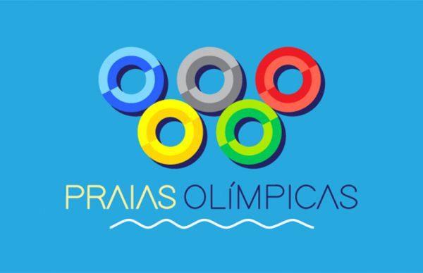 Praia da Lagoa será olímpica por uma tarde
