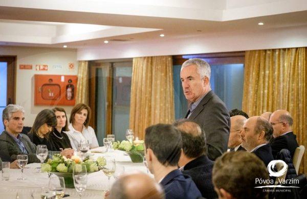 Presidente anuncia projeto inovador para o Parque Industrial