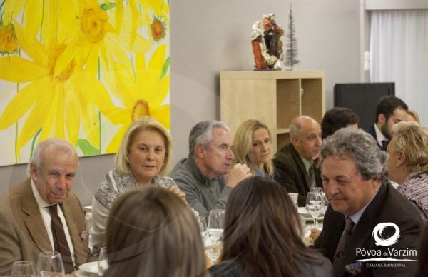 Presidente participou no Jantar de Natal do Regaço
