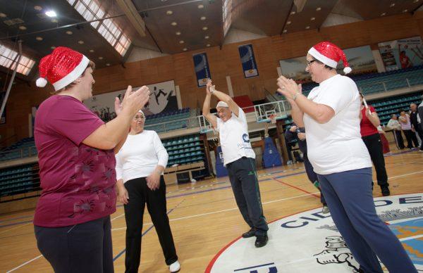 """Festa de Natal comprova que há """"Vida Activa com Desporto"""""""