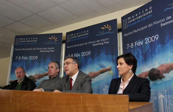 III Meeting Internacional da Póvoa de Varzim apresentado esta manhã