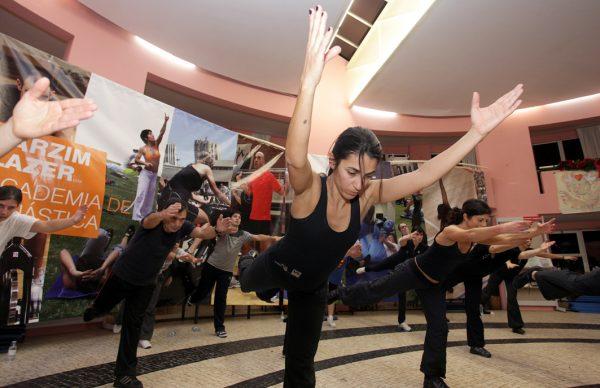 Natal com Desporto – Academia de Ginástica esteve em festa