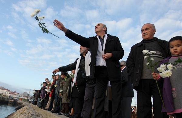 Paz marca primeiro dia do ano na Póvoa de Varzim