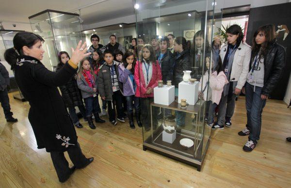 Colónia de Férias leva participantes à descoberta do Museu Municipal