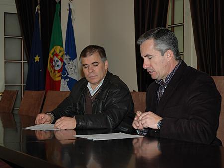Câmara Municipal e Associação de Amizade S. Pedro de Rates assinam protocolo para a promoção desportiva