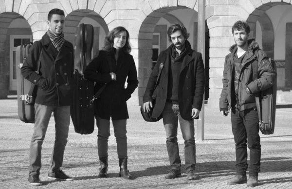 Quarteto de Cordas atua na Igreja Românica de Rates
