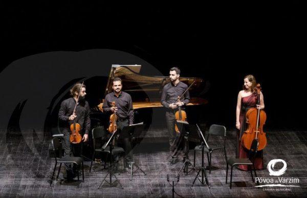 Quarteto Verazin atua na Casa da Música
