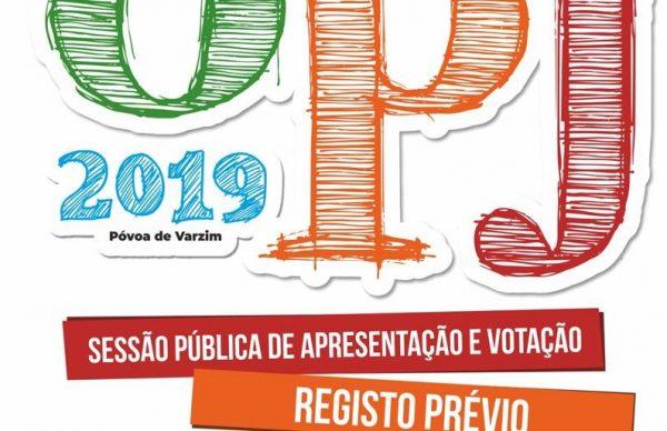 Registo prévio para votação projetos OPJ