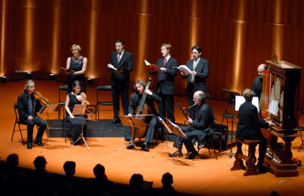 Cantatas de Bach no encerramento do 33º FIMPV