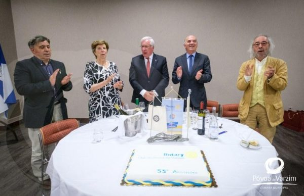 Rotary Club celebrou 55º aniversário