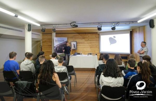 Rui Viana falou da sua profissão aos mais novos