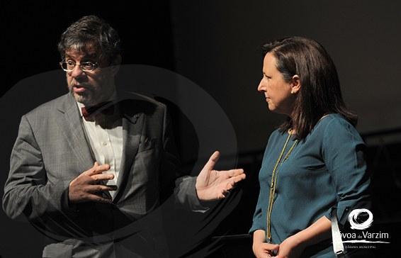"""Rui Vieira Nery """"felicíssimo"""" na estreia do FIMPV, no Cine-Teatro Garrett"""