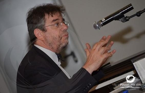 Rui Vieira Nery inaugura Festival de Música