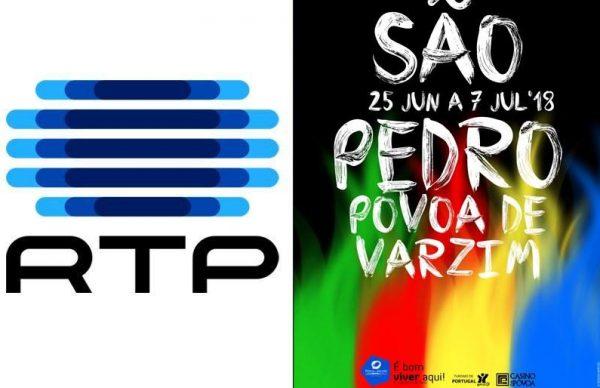 São Pedro na RTP