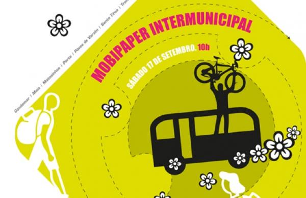 Semana Europeia da Mobilidade. Póvoa de Varzim no roteiro do Mobipaper Intermunicipal.