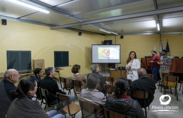 Sessões de Esclarecimento sobre a recolha de resíduos verdes juntaram várias pessoas