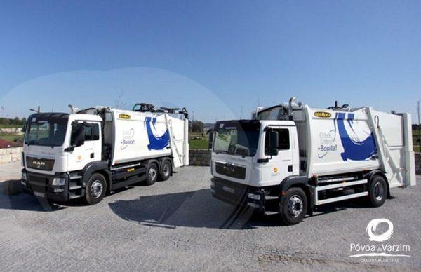 Suspensão da recolha de resíduos sólidos urbanos