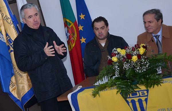 Corpos Sociais da UD Beiriz tomaram posse e continuam a aposta na juventude