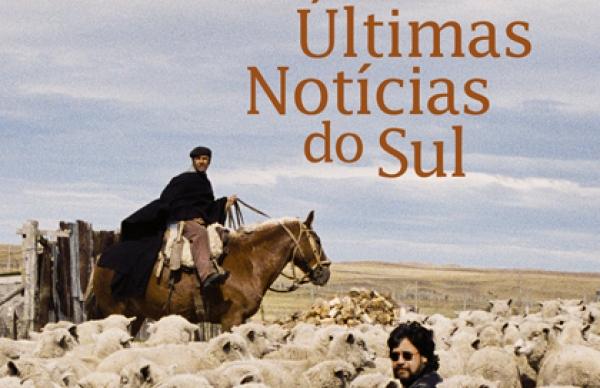 Luis Sepúlveda e Daniel Mordzinski juntos nas Últimas Notícias do Sul