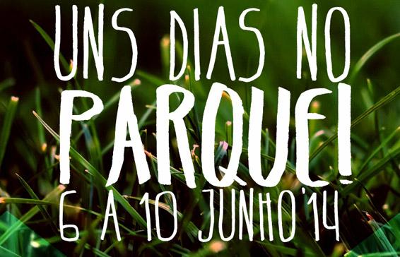 """Vem viver """"Uns dias no Parque"""" e com José Cid"""