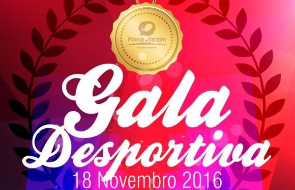 Uma Gala para celebrar as vitórias desportivas