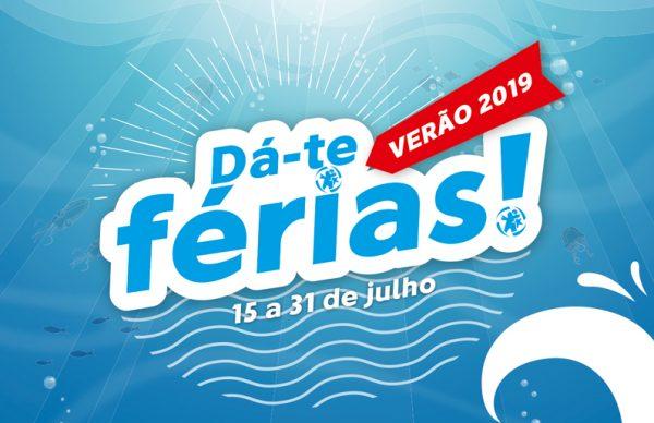 """""""Dá-te Férias! Verão 2019"""": inscrições abertas dias 17 e 18 de junho"""