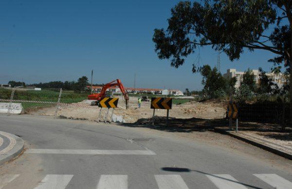 Obras em Curso - Via B, uma nova artéria para atravessar a cidade