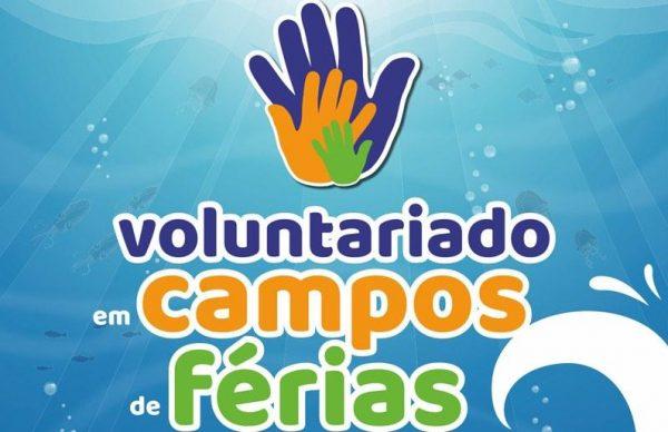 Voluntariado em Campos de Férias