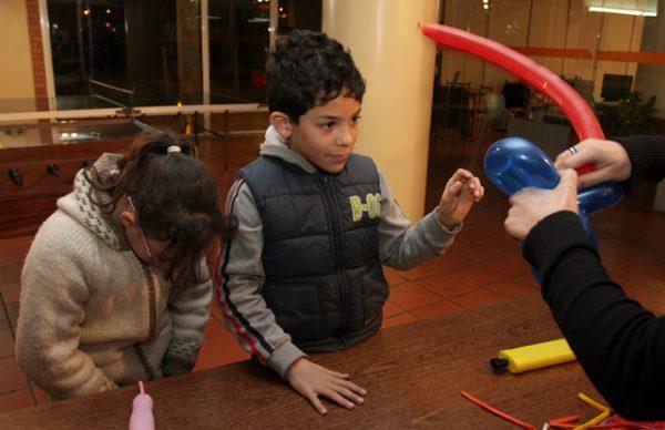 Galeria de imagens - Ateliê Escultura de Balões