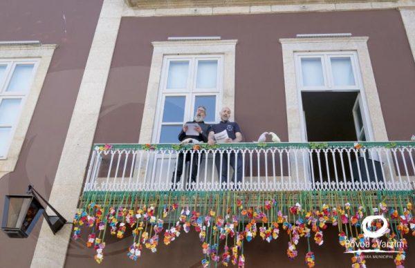 Poesia nas varandas com Isaque Ferreira e João Rios