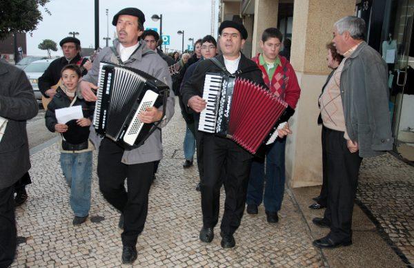 Grupos de Janeiras, 05 e 06 de Janeiro