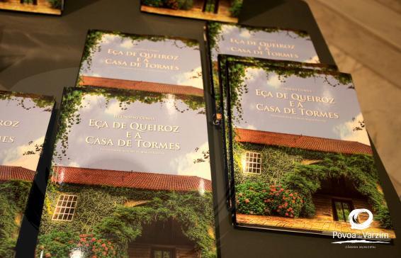 Apresentação do livro Eça de Queiroz e a Casa de Tormes