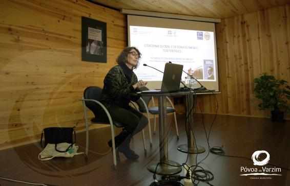 Conferência Cidadania Global e Desenvolvimento Sustentável