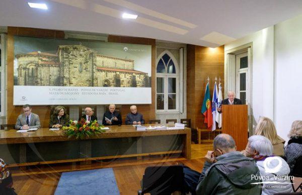 Assinatura de Protocolo de Doação, entre a Junta de Freguesia de S. Pedro de Rates e Levi Eugénio Ribeiro Guerra