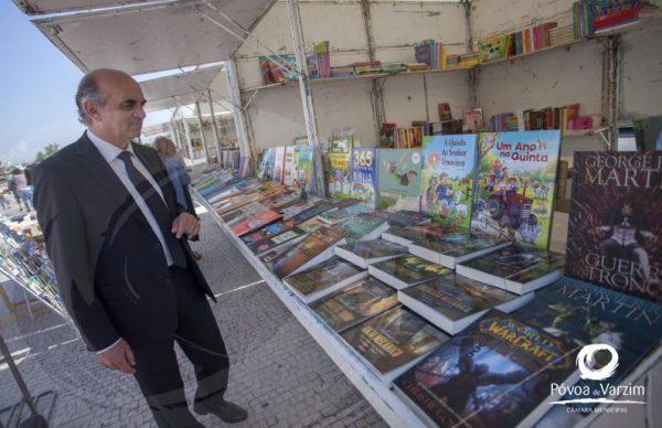 Abertura da feira do Livro