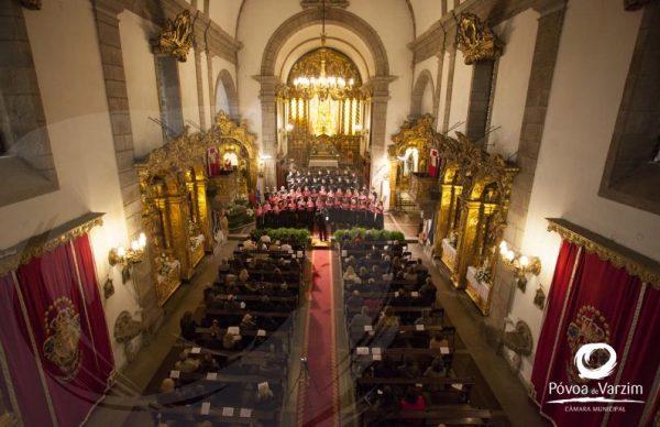 Concerto na Igreja Matriz - 13 dezembro