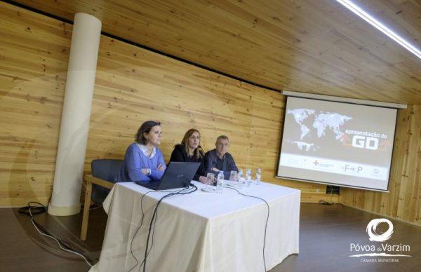 Apresentação do Guia Digital de Ofertas Formativas da Delegação da Póvoa de Varzim da Cruz Vermelha Portuguesa