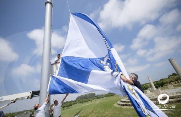 Hastear da bandeira