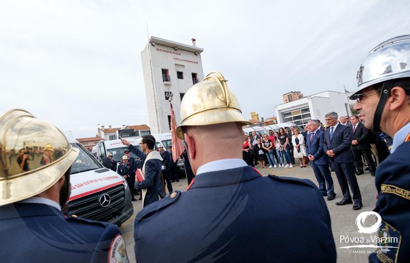 141º Aniversário da Real Associação dos Bombeiros Voluntários da Póvoa de Varzim 34