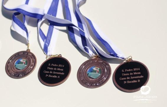 Mini-campeonato de Ténis de Mesa