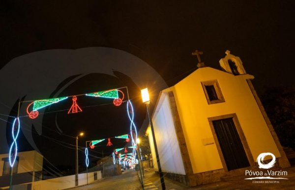 Abertura da Iluminação Festiva