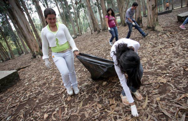 Áreas de atividade - Ambiente - Limpar o Mundo, Limpar Portugal - Galeria de imagens 2011