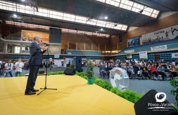 Inauguração da Mostra Informativa