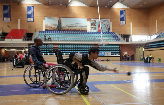 Áreas de atividade - Desporto - 2011/2012 - Campeonato Nacional Boccia