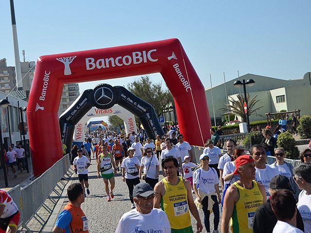 Áreas de atividade - Desporto - 2012/2013 - 4ª corrida e caminhada Liberty Seguros